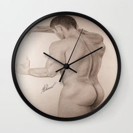 Atadura, Alex Chinea Pena Wall Clock