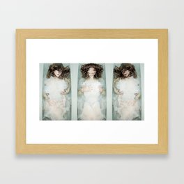 Acuatic Framed Art Print