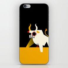 Toro iPhone & iPod Skin