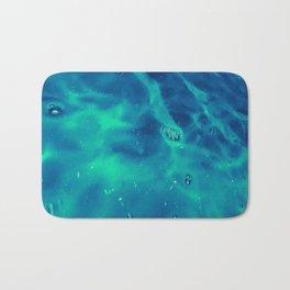 really trash water Bath Mat