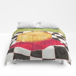 Green Room Incident Comforters
