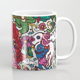 Somewhere Together Coffee Mug
