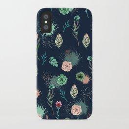 Estampa Suculenta iPhone Case