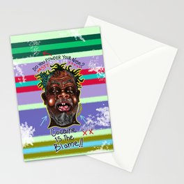 The Powder Trap Stationery Cards