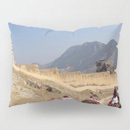 Elephant Ride Pillow Sham