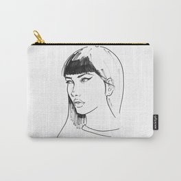 IT'S NOT ME Carry-All Pouch