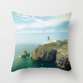 Lighthouse II Throw Pillow