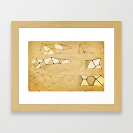 Concept art ez1 Framed Art Print