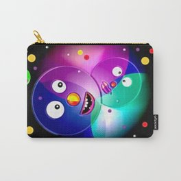 Good mood, colored balls. Carry-All Pouch