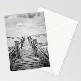 Old Dock Hyannis Port Cape Cod Ma Stationery Cards
