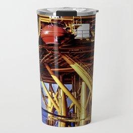 Offshore Oil Rig Travel Mug