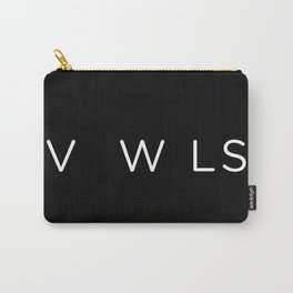 Vowels no vowels Carry-All Pouch