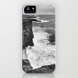 Irish Cliffs iPhone Case