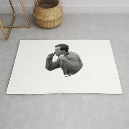 Jerry Mitchell's Boxing Classes | Three O'Clock | At The Parking Lot | High School Gym Design For Me Rug