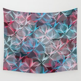 Abstract 159 Wall Tapestry