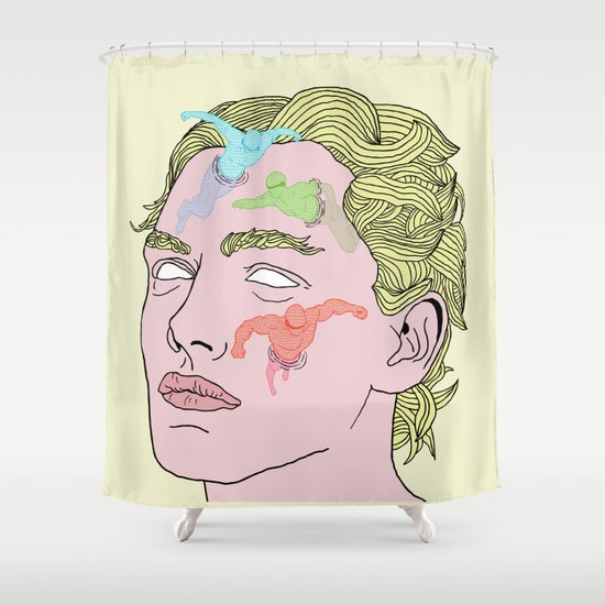 The Complexities of Having a Swimming Pool Face Shower Curtain