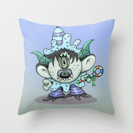 TOUBAKOU Throw Pillow