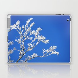 Frosted Branches Laptop & iPad Skin