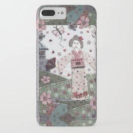 Konnichiwa iPhone Case