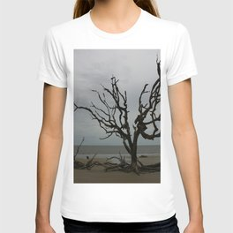 Ghost Tree Beach T-shirt