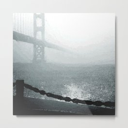 The Bridge 1 Metal Print