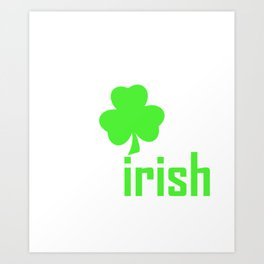St. Patrick's Day - St. Patrick's Day Irish Art Print