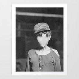 Lost Innocence Art Print