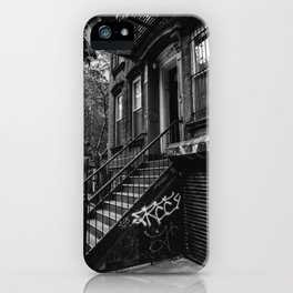 East Village VII iPhone Case
