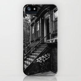 East Village VII iPhone Case