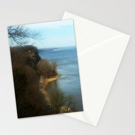 Mississippi Overlook  Stationery Cards