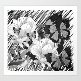 DesignerPattern386 Art Print