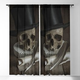 An Unknown Poet Blackout Curtain