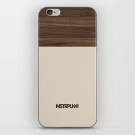 Modern Minimal Collection / Light iPhone Skin