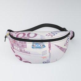 500 Euros bills Fanny Pack