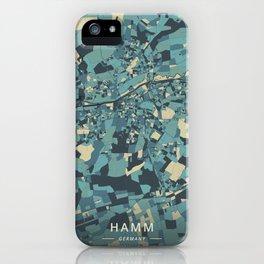 Hamm, Germany - Cream Blue iPhone Case
