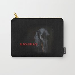 blk is a new blk Carry-All Pouch