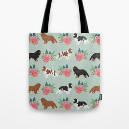 Cavalier King Charles Spaniel must have gift accessories for dog breed owner king charles dog Tote Bag
