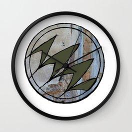 Extinct Technologies Wall Clock