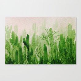 Memory Landscape 2 Canvas Print