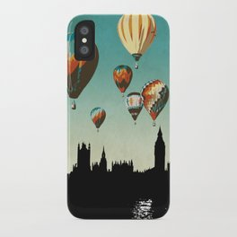 Sky of London iPhone Case