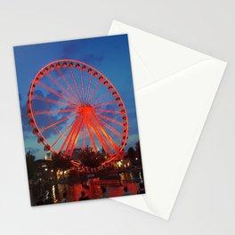 La grande roue de Montréal Stationery Cards