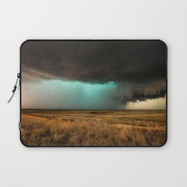 Jewel of the Plains - Storm in Texas Laptop Sleeve