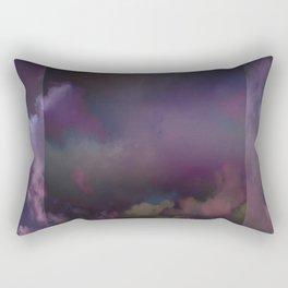 PURPLE HEAVEN Rectangular Pillow
