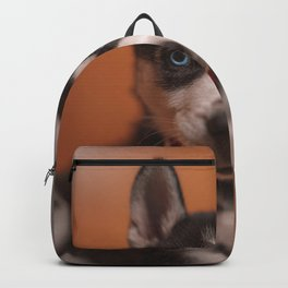 Dog by Haris Suljic Backpack