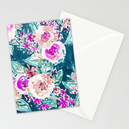 FULL ON FLORAL Stationery Cards