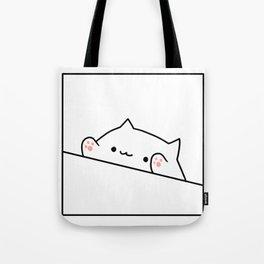 Bongo Cat Tote Bag