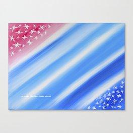 Nearly Patriotic #19 Canvas Print