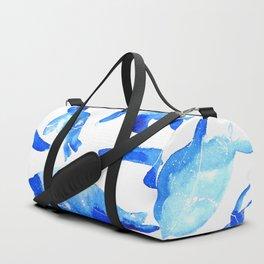 Sea turtle pattern Duffle Bag