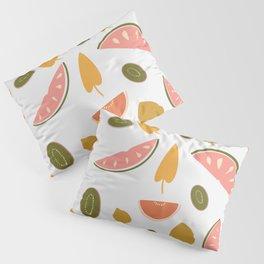 Summer Fruit  Pillow Sham