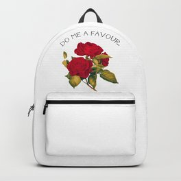Do Me A Favour Rose Backpack